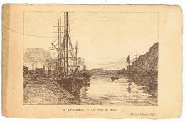 NICE     Eysséric    Le Port - Transport Maritime - Port