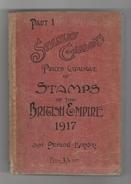 Stanley Gibbons Catalogue 1917 - Books, Magazines, Comics