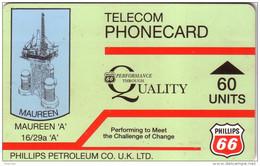 UK GB PETROLEUM PHILLIPS MAUREEN  60U UT - Petrole