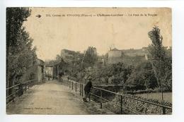 Château Larcher Canton De Vivonne Le Pont De La Trappe - Andere Gemeenten