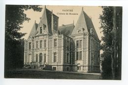 Naintré Château De Moussais - France