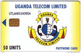 OUGANDA UGANDA TELECOM LIMITED 50U UT - Uganda