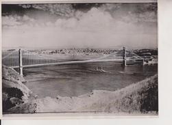 GOLDEN GATE BRIDGE SAN FRANSISCO   USA UNITED STATES   PHOTO DE PRESSE - Lugares