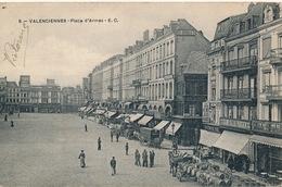 VALENCIENNES = PLACE D'ARMES - Valenciennes