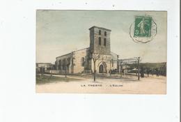 LATRESNE (GIRONDE) L' EGLISE 1910 - France