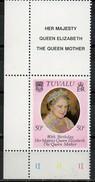 PIA - TUVALU  - 1980 : 80° Compleanno Della Regina Madre Elisabetta - (Yv 134) - Tuvalu