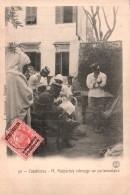 MAROC CASABLANCA M. MALPERTUY INTERROGE UN PARLEMENTAIRE - Casablanca