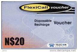Namibia, Telecom, FlexiCall Voucher