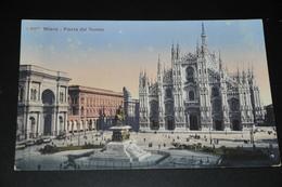 126- Milano, Piazza Del Duomo - Italia