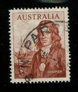 443118458 AUSTRALIA DB 1963 GEBRUIKT USED OBLITERE GEBRAUCHT YVERT 300 - 1952-65 Elizabeth II : Ed. Pré-décimales