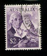 443120020 AUSTRALIA DB 1966 GEBRUIKT USED OBLITERE GEBRAUCHT YVERT 339 - 1966-79 Elizabeth II