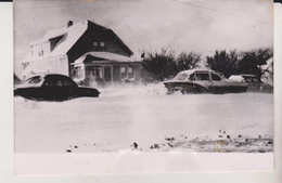 SNOW STORM  NEW YORK BUFFALO  1958   USA UNITED STATES   PHOTO DE PRESSE - Lugares
