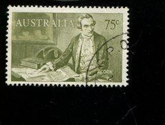 443120211 AUSTRALIA DB 1966 GEBRUIKT USED OBLITERE GEBRAUCHT YVERT 337 - 1966-79 Elizabeth II