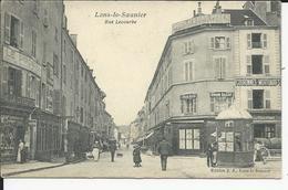 Lons-le-Saunier  Rue Lecourbe - Lons Le Saunier