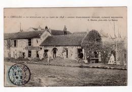 Chelles - Le Boulevard De La Gare , Ancien établissement Eterlet , Belle Animation - 77 -