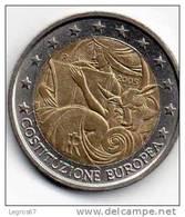 PIECE DE 2 EURO COMMEMORATIVE ITALIE 2005 -TYPE B - Italien