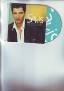 Cd 2 Titres SAKIS - Disco Girl - Disco, Pop