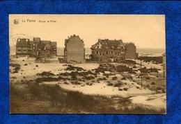 DE PANNE GROUPE DE VILLAS SERIE 9 NR 48 1925 - De Panne