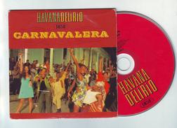 "Cd 2 Titres Havanadelirio -- "" Carnavalera "" -- "" Futboleros "" - Dance, Techno & House"