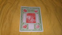 CALENDRIER ANCIEN DE 1906. / OFFERT GRATUITEMENT PAR LE JOURNAL. - Calendari