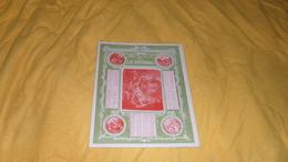 CALENDRIER ANCIEN DE 1906. / OFFERT GRATUITEMENT PAR LE JOURNAL. - Calendriers