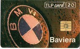 PHONECARDS-- PORTUGAL-- CHIP TLP CARD-20 U BAVIERA MINT- NOVO - Portugal