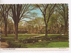 Cpa.Etats-Unis.1975.University Of Michigan.Cook Law Quadrangle. 10,5 X 15 Cm - Etats-Unis