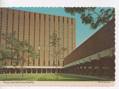 Cpa.Etats-Unis.1975.University Of Michigan.Physics And Astronomy Building . 10,5 X 15 Cm - Etats-Unis