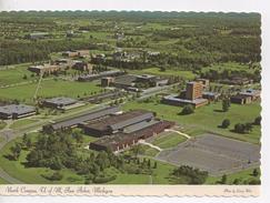 Cpa.Etats-Unis.1975.University Of Michigan.North Campus . 10,5 X 15 Cm - Etats-Unis