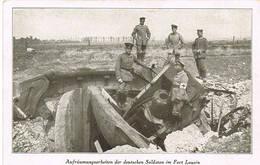 108 LONCIN Aufraumungsarbeiten Der Deutschen Soldaten - Ans