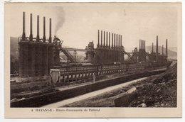 HAYANGE--Hauts Fourneaux De Patural (usines) N°4 éd Ch Fischer...........à Saisir - Hayange