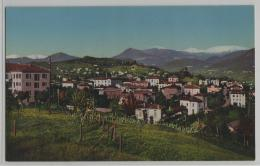 Lugano - Besso - TI Tessin