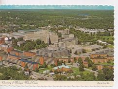 Cpa.Etats-Unis.1975.University Of Michigan.Medical Center . 10,5 X 15 Cm - Etats-Unis