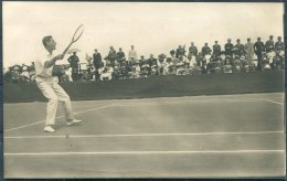 1912 Sweden Stockholm Olympics Official Postcard No 52 South Africa, Kitson, Tennis - Olympic Games