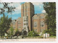 Cpa.Etats-Unis.1975.University Of Michigan.Michigan Union . 10,5 X 15 Cm - Etats-Unis
