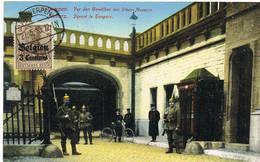 139 ANTWERPEN Duitse Bezetting 14/18 - Antwerpen