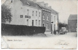 SAIVE (4671) Rue Haute ( Pub  Cycles Franquet ) - Blegny