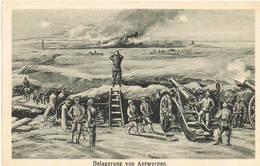 157 ANTWERPEN  Belagerung Von Antwerpen - Antwerpen