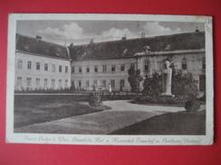 Österreich- AK Baden Bei Wien 1927 Kuranstalt Sauerhof - Baden Bei Wien
