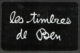 France Booklet Carnet  Le Timbres De Ben 2011 - Carnets