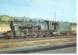 7 - LOCOMOTORA 240F 2262 Ex. M.Z.A. SERIE 1400-2052CV MTM-1922. MORA LA NOVA  ( TRAIN ) - Spain
