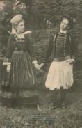 Type Breton - Mariage Breton - Frankreich