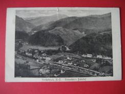 AK Österreich 1926- Vorderbruck NÖ, Gutensteins Bahnhof - Gutenstein