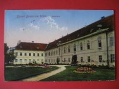 Österreich- AK Baden Bei Wien 1925 - Sauerhof - Baden Bei Wien