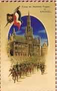 192 BRUSSEL Einzug Der Deutschen Truppen - België