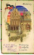 194 MECHELEN Besetzung Von Mechelen - Malines
