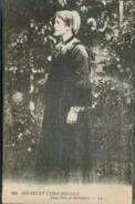 Type Breton - Jeune Fille De Rostrenem - Frankreich