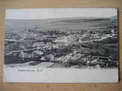 AK Österreich- Sieghartskirchen 1914 - Blick Auf Den Ort - Krems An Der Donau