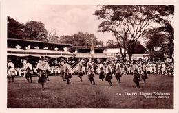 ¤¤   -  TAHITI  -  Carte-Photo  -  Danses Tahitiennes  -  Tahitian Dances    -  ¤¤ - Tahiti