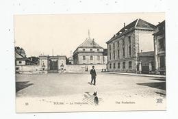 Cp , 37 , TOURS , La Prefecture , The Prefecture , Chien , Vierge - Tours